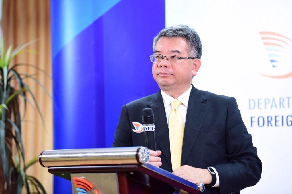 กรมการค้าฯเผยมูลค่าการค้าชายแดน-ผ่านแดนไทย เดือนแรกปี'62  มูลค่ารวม 119,464 ล้านบาท ขยายตัว 1.84%