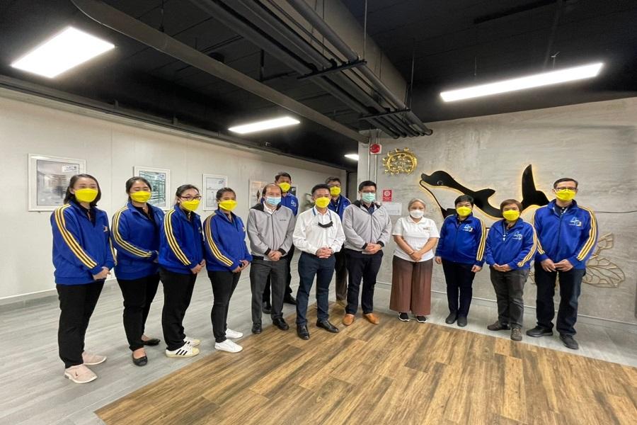 ทีมคณะกรรมการ ELMA 2021 ฝ่าโควิดลงพื้นที่ควบคู่ Online ค้นหาสุดยอดผู้ให้บริการด้านโลจิสติกส์ไทย