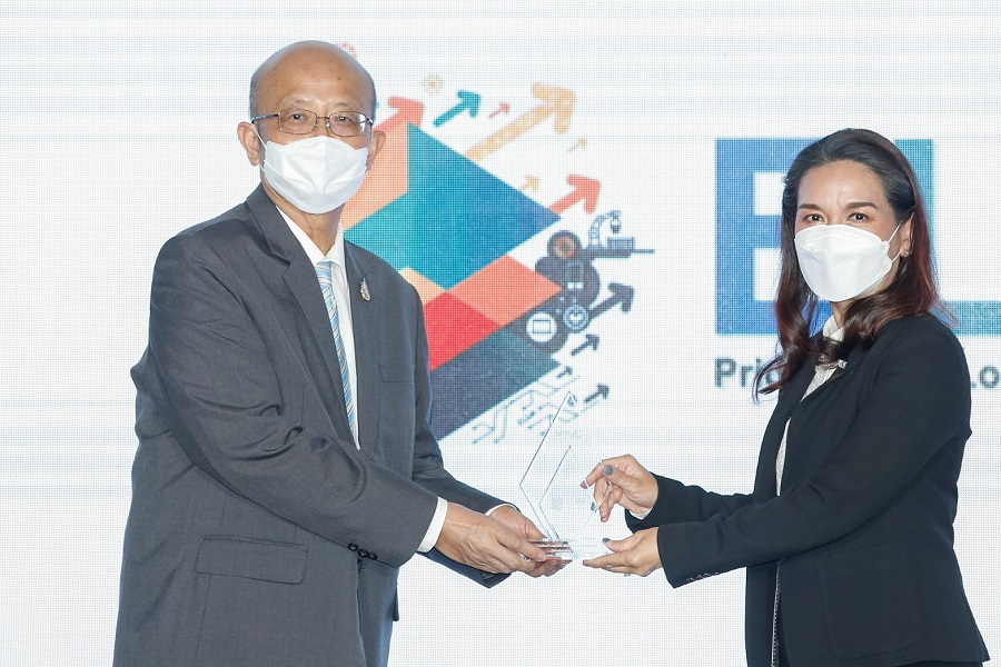 DITP officially launched the TILOG VE 2021 the first-ever and biggest logistics virtual exhibition among ASEAN nations  pushing forward Thailand's logistics industry to reach the global level.