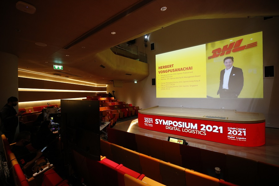 DITP Launched International Trade Logistics Symposium 2021 to Empower Thai Entrepreneurs in becoming logistics leaders